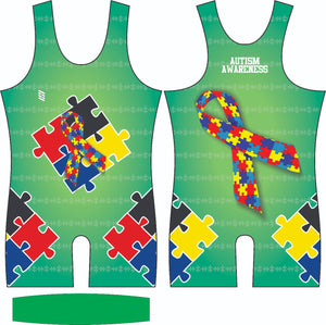 Autism Awareness Singlet