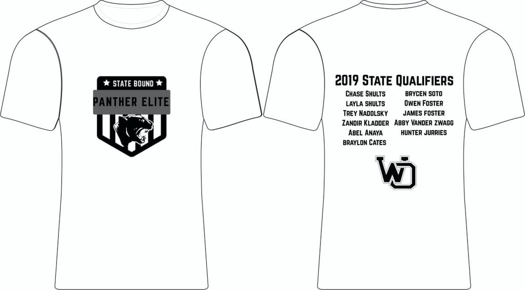 Panther elite shirt