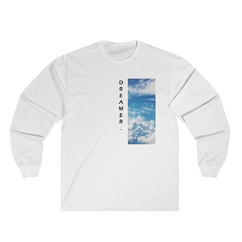 """Lost In The Clouds"" Long Sleeve Tee"