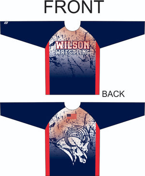Wilson Compression Shirt