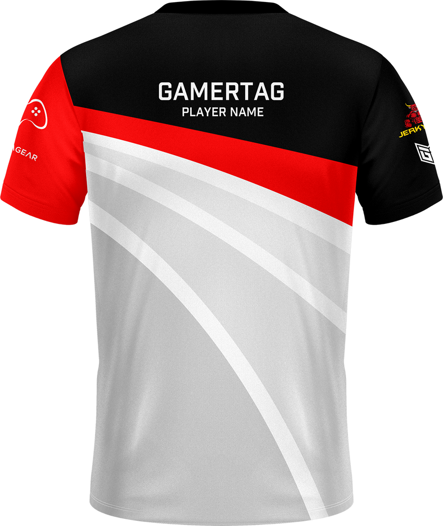 Brutal White Pro Jersey