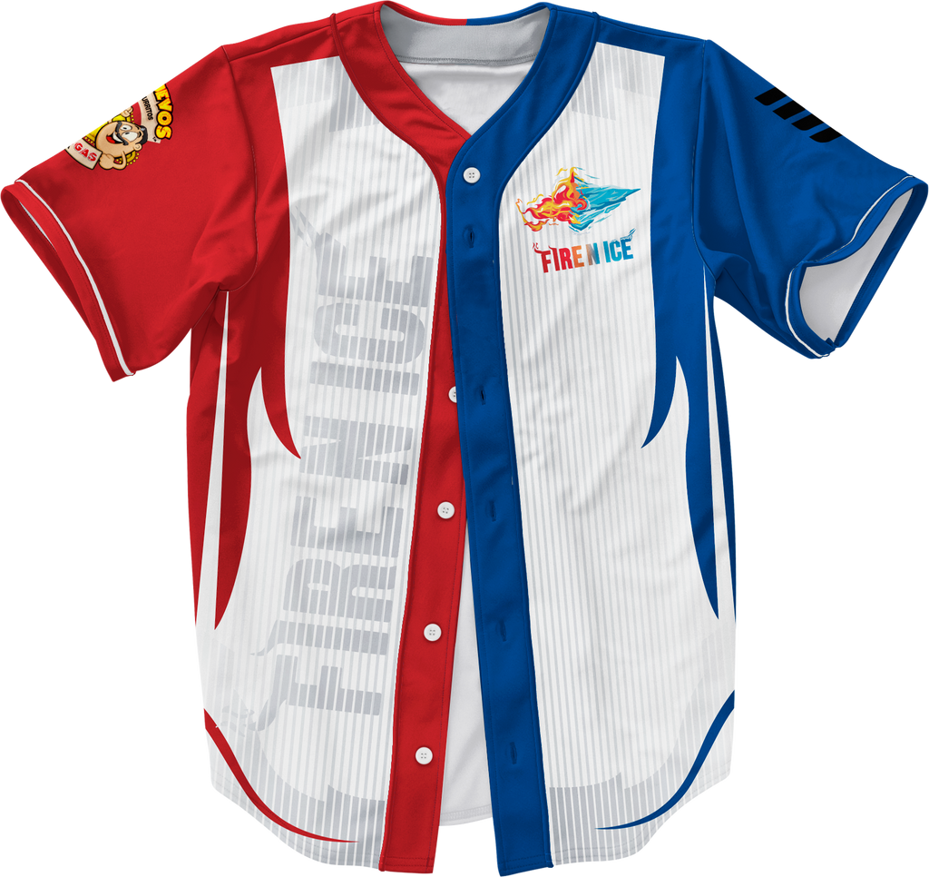 Fire n ice limited edition Jersey