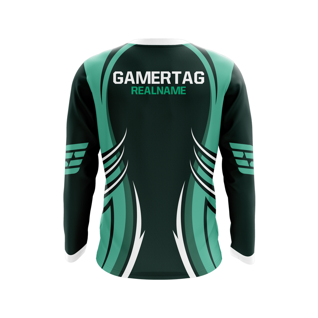 Violent Long Sleeve Jersey