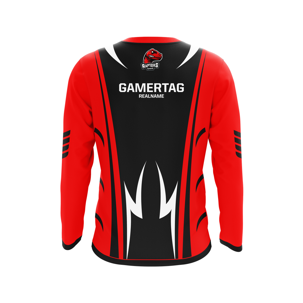Raptors Long Sleeve Jersey