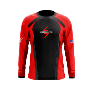 Disconnected Long Sleeve Jersey