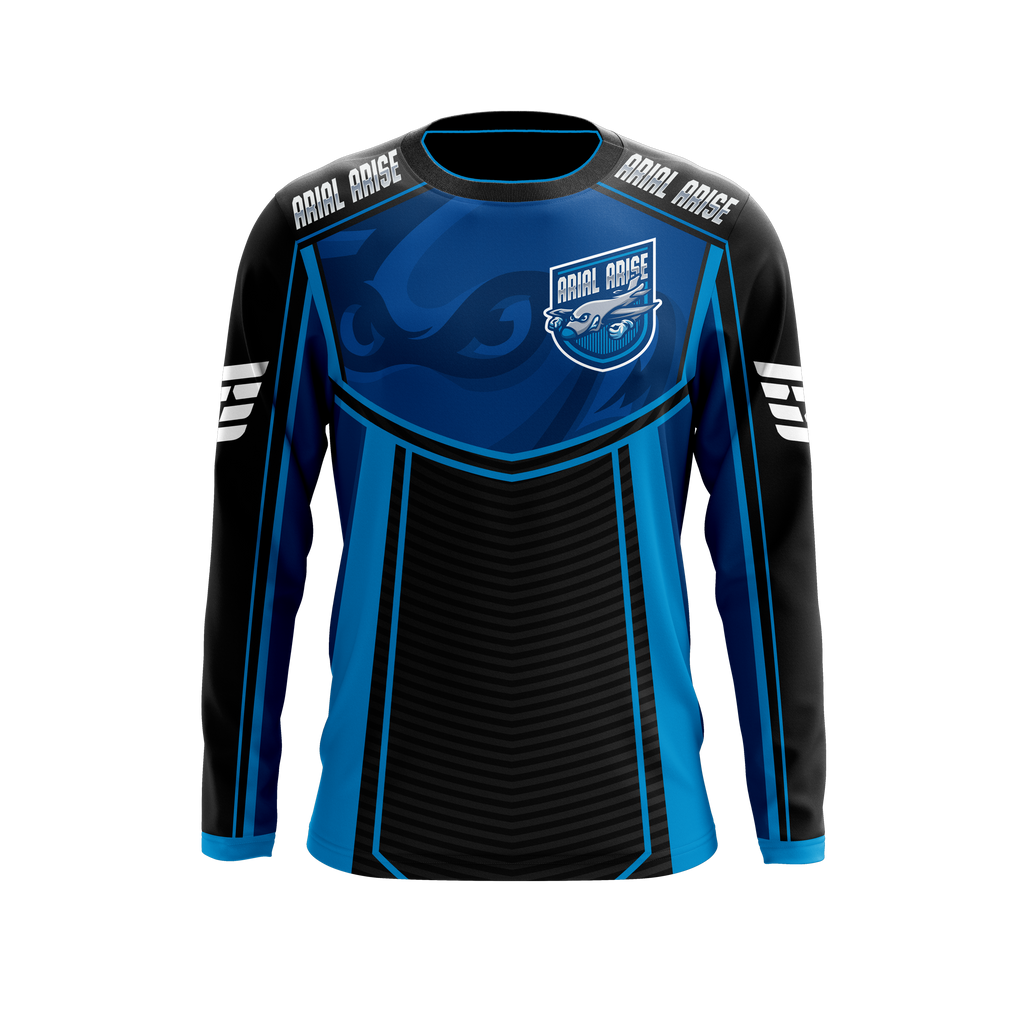 Arial Long Sleeve Jersey