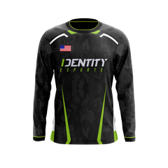 Identity Long Sleeve Jersey