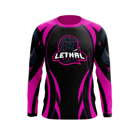Lethal Long Sleeve Jersey