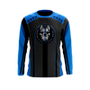 Back The Blue Long Sleeve Jersey