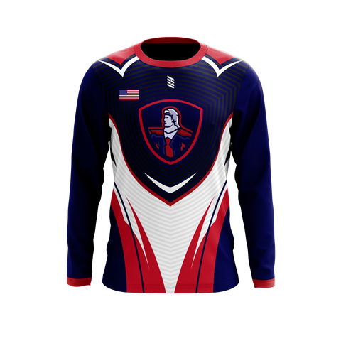 Colonial Long Sleeve Jersey