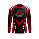 Rose Long Sleeve Jersey