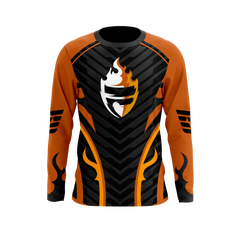 Fury Long Sleeve Jersey