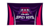 Spicy Team Banner