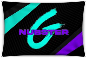 ‪NubsterG ‬Black Banner