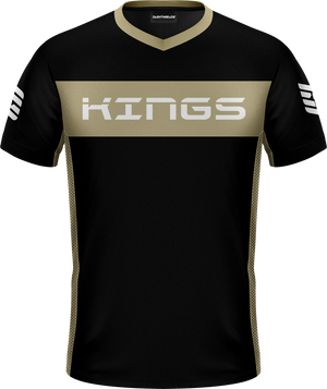 Kings Of Today Black v2 Pro Jersey