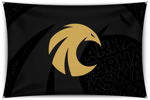 Warhawks Gold Team Banner