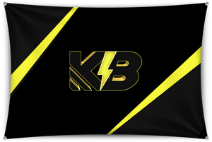 KillaByte Black Team Banner
