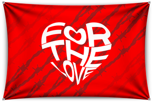 For The Love Red Team Banner
