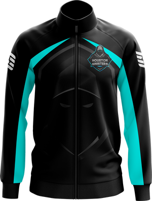 Houston Black Pro Jacket