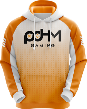 PDHM White Pro Hoodie