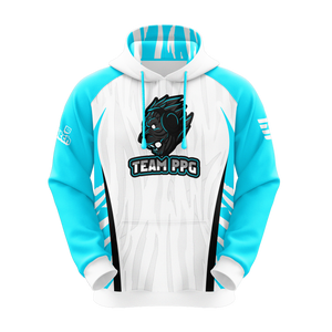 PPG White Pro Hoodie