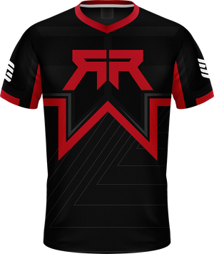 Rated R Black Pro Jersey