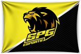 SPG Black Team Banner