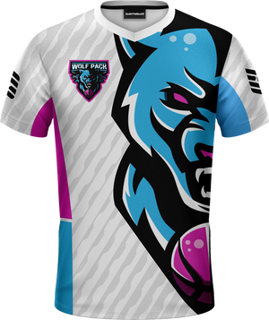 WolfPack White Pro Jersey