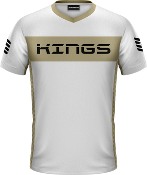 Kings Of Today White V2 Pro Jersey