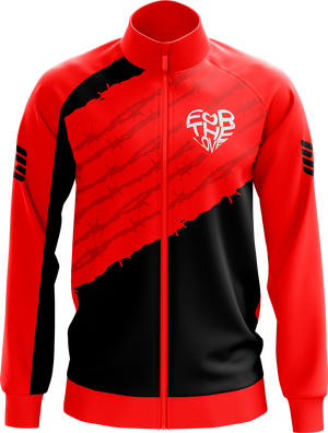 For The Love Red Pro Jacket
