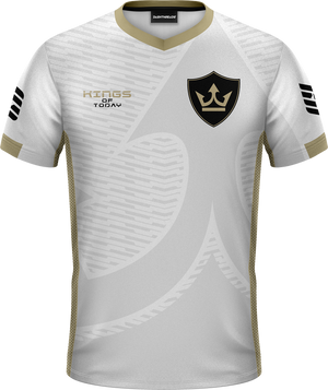 Kings Of Today White Pro Jersey