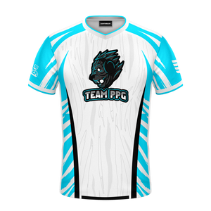 PPG White Pro Jersey