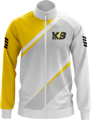 KillaByte White Pro Jacket