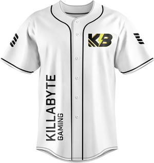 KillaByte Baseball Jersey