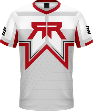 Rated R White Pro Jersey