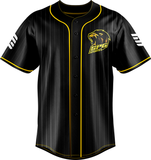 SPG Black Baseball Jersey