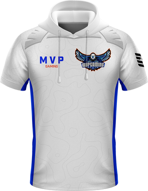 MVP White Hooded Jersey