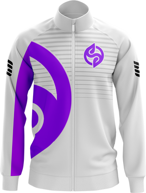 Senior White  Pro Jacket