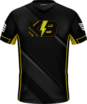 KillaByte Black  Pro Jersey