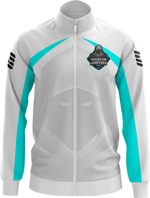 Houston White Pro Jacket