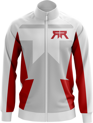 Rated R White Pro Jacket