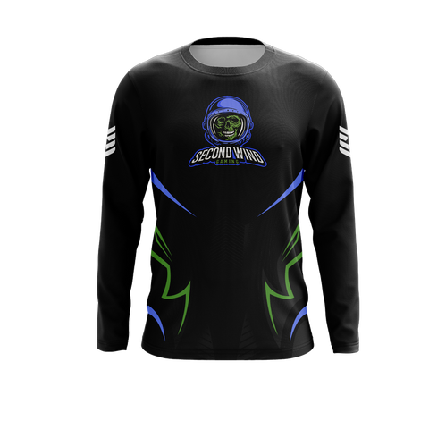Second Wind Long Sleeve Jersey