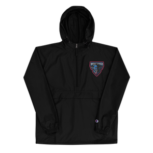 WolfPack Embroidered Champion Packable Jacket