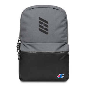 Dash Embroidered Champion Backpack