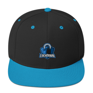 Lockdown Snapback Hat