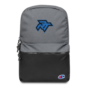 Riptide Embroidered Champion Backpack
