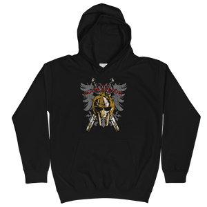 Aggression Kids Hoodie