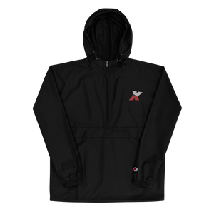 AveX Embroidered Champion Packable Jacket