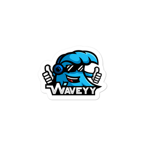 Waveyy stickers