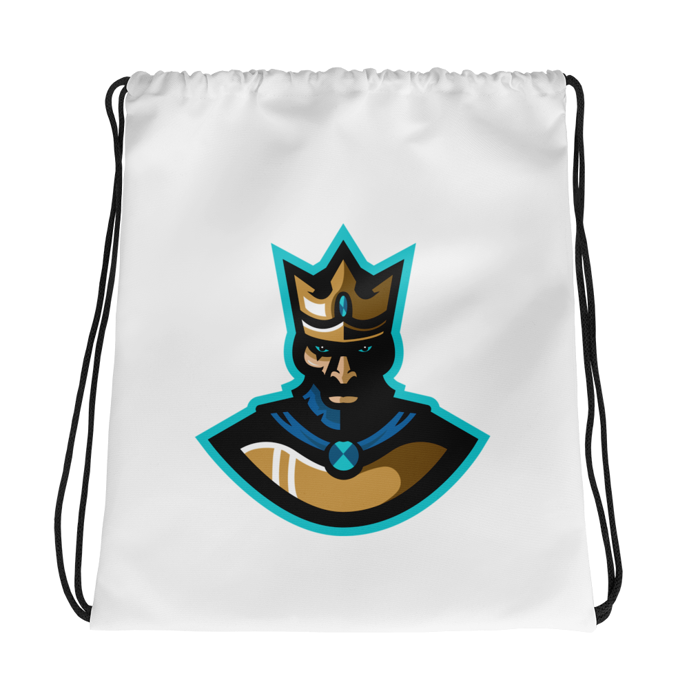 Almighty Empire Drawstring bag